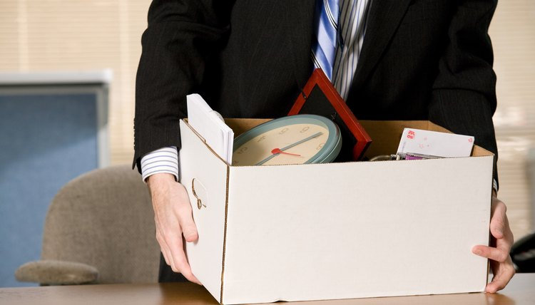 The Disadvantages of Resigning From a Job Career Trend