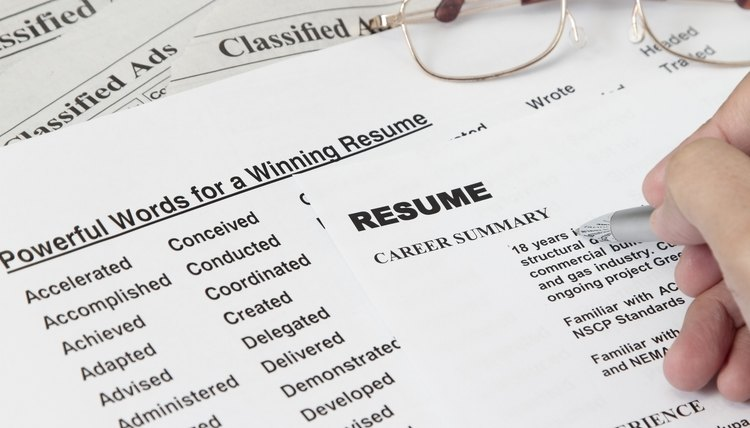 How to Write a Skills Based Resume Career Trend