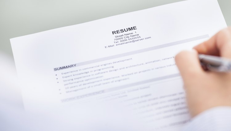 How to Write a Language Level on Your Resume Career Trend