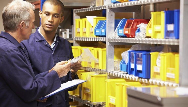 Job Description for an Inventory Auditor Career Trend