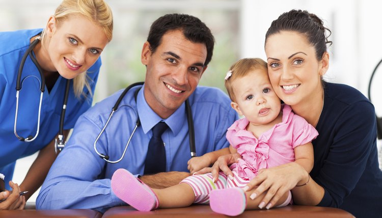 The History of Pediatricians Career Trend - pediatrician job description