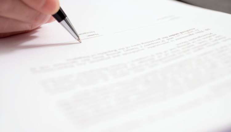 Weaknesses on a Reference Letter Career Trend