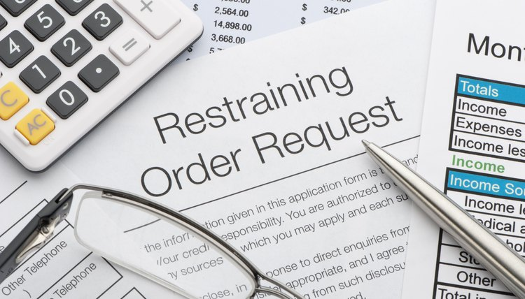 How to Get a Restraining Order in Nebraska Legalbeagle
