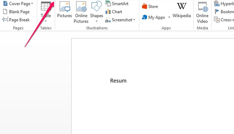 How to Type a Dash Over the E in \ - how to type resume
