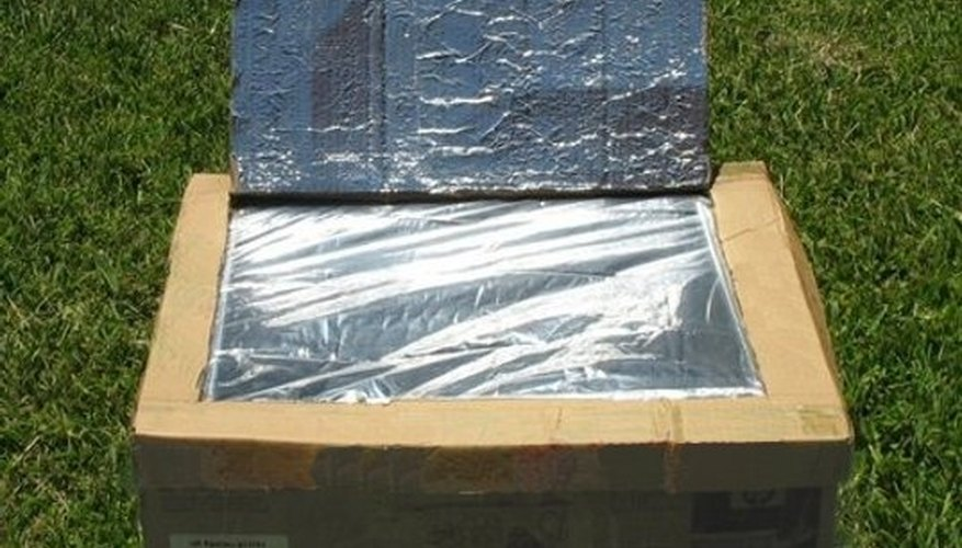 How to Make a Solar Oven Science Fair Project Sciencing