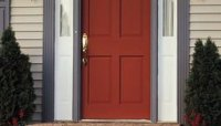 How to Stain a Composite Front Door