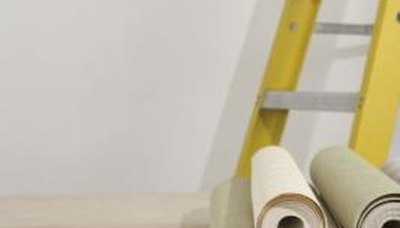 How to Apply Wallpaper Over Glossy Paint | HomeSteady