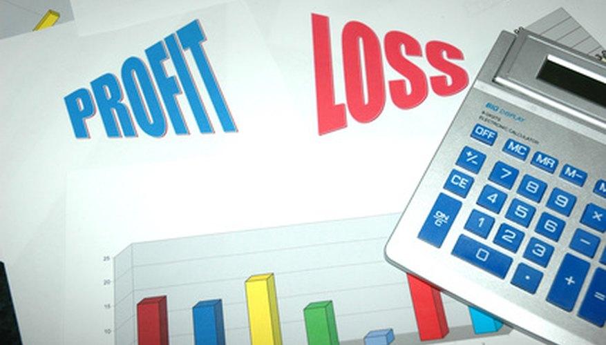 The Importance of Profit to a Business Bizfluent - profit & loss sheets
