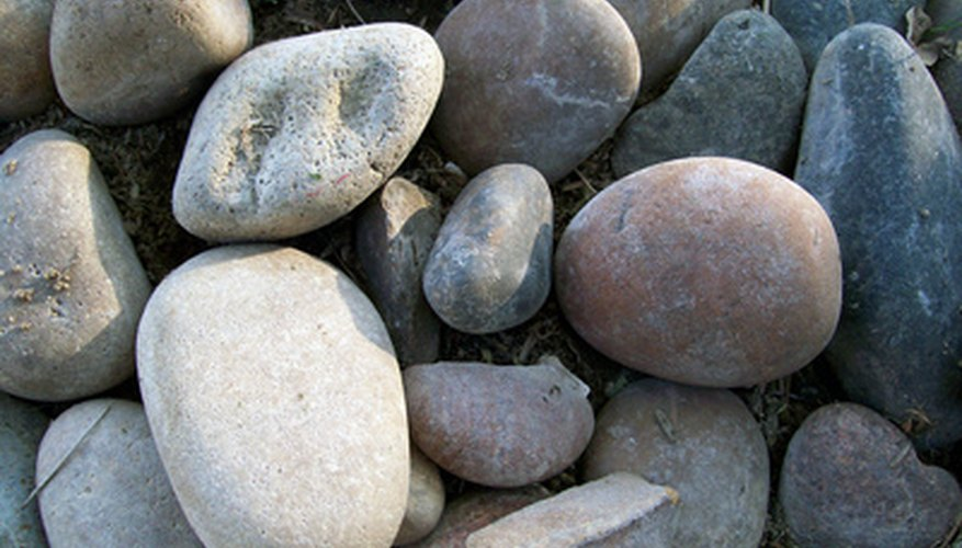 Types of Rocks and Soil Sciencing