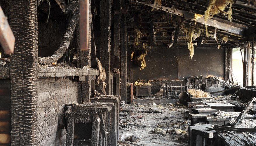 How to Write a Fire Investigation Report Bizfluent - fire investigation report