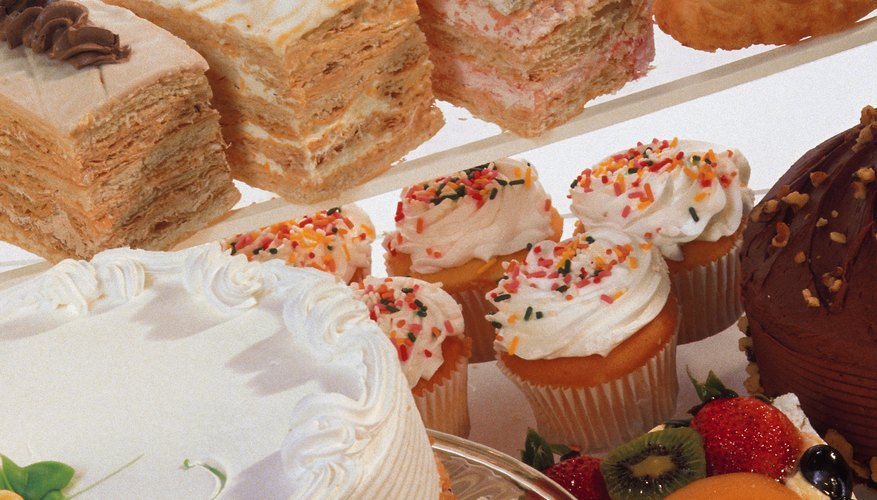 How to Price Cakes to Sell Bizfluent