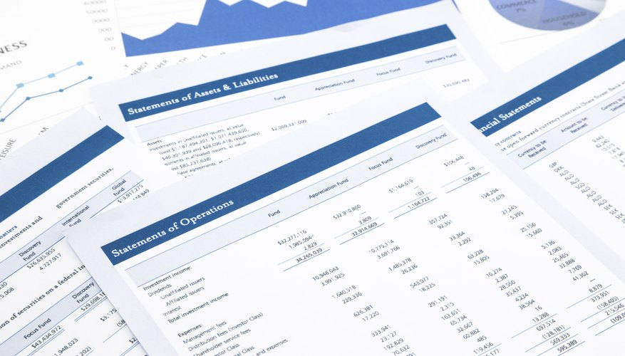 How to Eliminate Entries on Consolidated Financial Statements