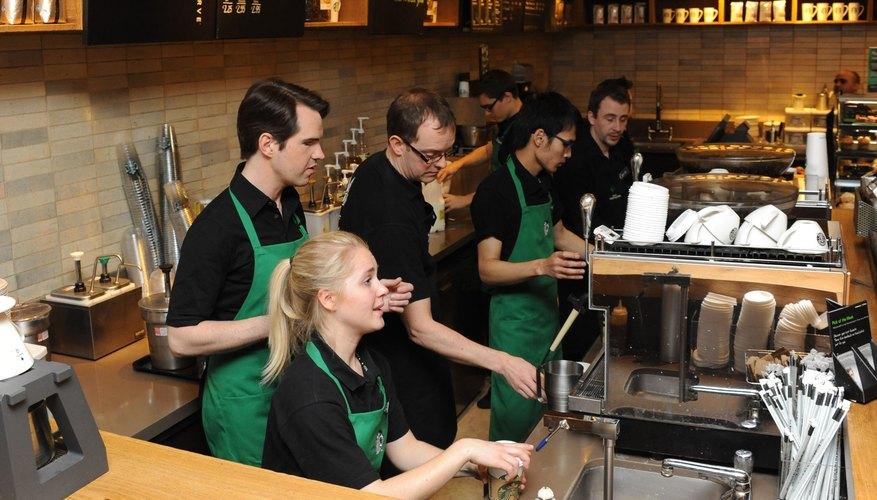 The Average Starbucks Assistant Manager Salary Bizfluent