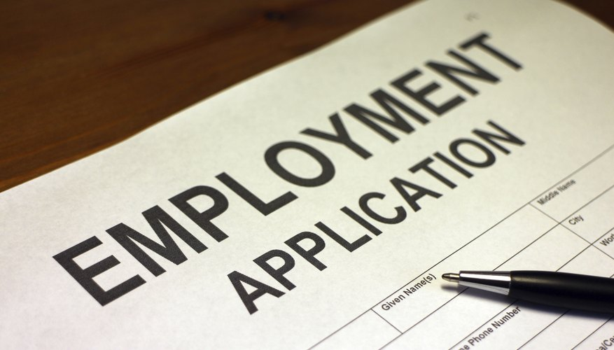 What Is an Employee Requisition Form? Bizfluent
