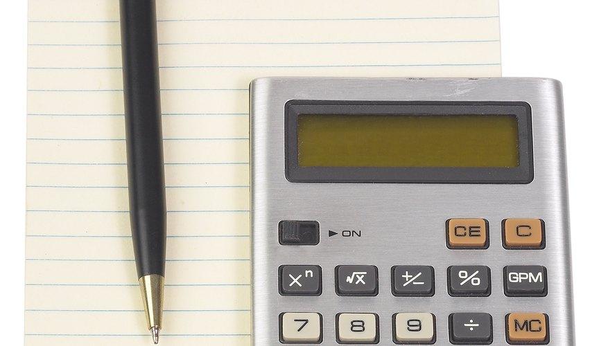 How to Calculate Depreciation on a Cash Flow Statement Bizfluent
