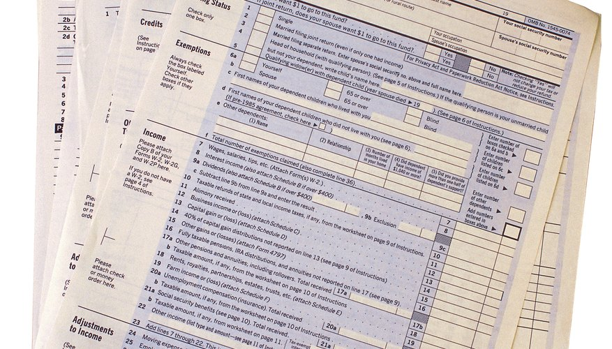 Do You Need to Attach 1099 Forms to a Federal Tax Return? Pocket Sense - federal tax form