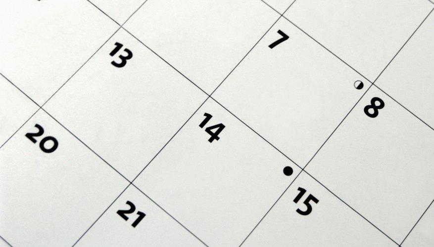 Calendar Year vs Earth Orbit Sciencing