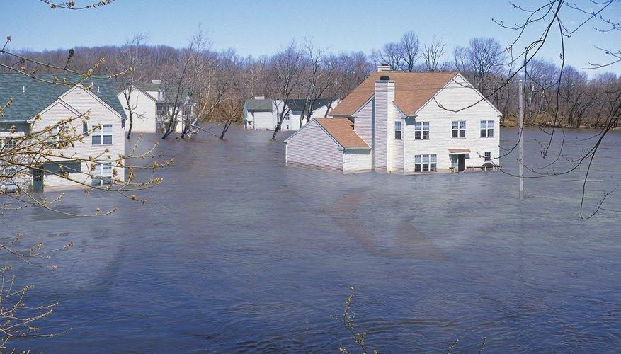 House Flood Damage Effects Best Flood 2018