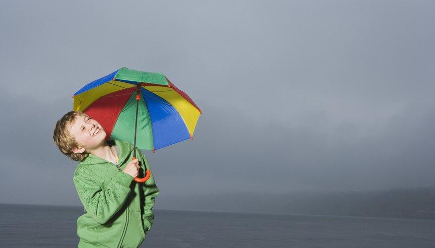 How to Describe Weather to Preschoolers Sciencing