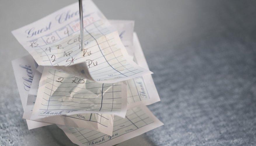Debit Note vs Invoice Bizfluent