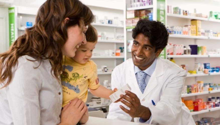What Are the Skills for a Pharmacy Technician Resume? Bizfluent