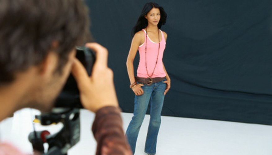 Things Needed to Start a Modeling Career Bizfluent