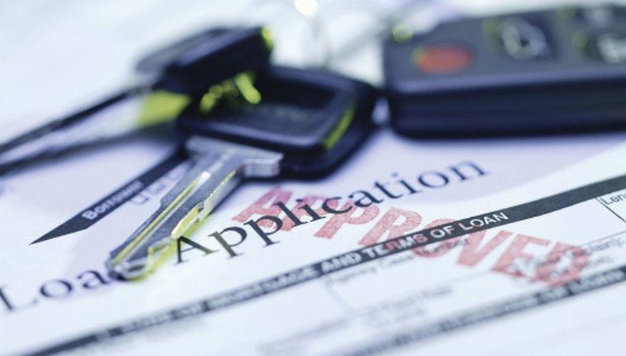 How to Mathematically Calculate a Car Loan\u0027s Amortization Schedule