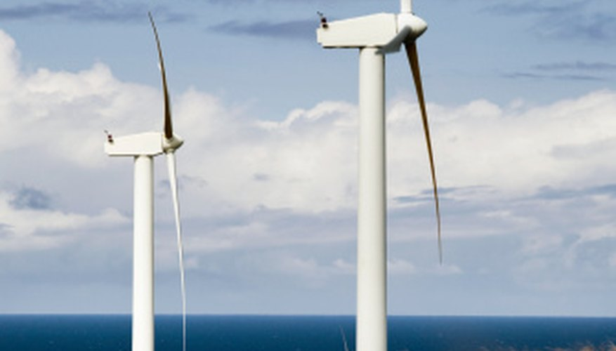 The Difference Between a Turbine  a Generator Sciencing