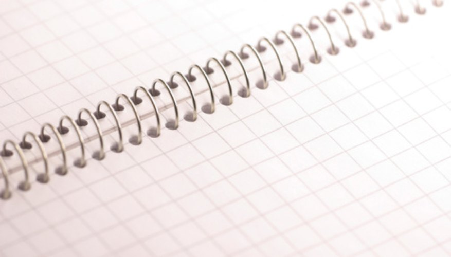 How to Draw a Pentagon on Graph Paper Sciencing