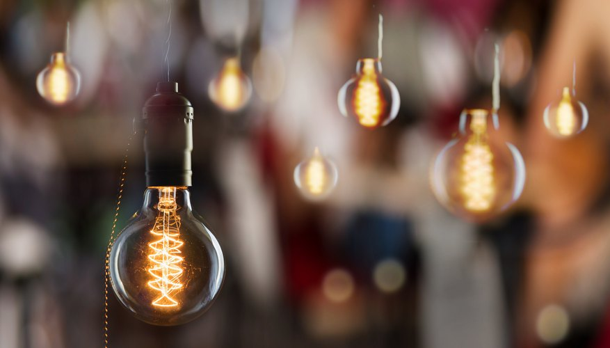 Facts About Light Bulbs Sciencing