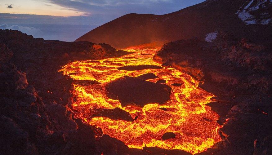 What Happens After Volcanoes Erupt Sciencing