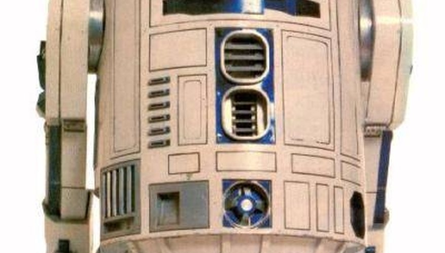 How To Build Your Own R2d2 How To Adult