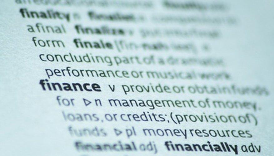 Financial Statement Risks Bizfluent