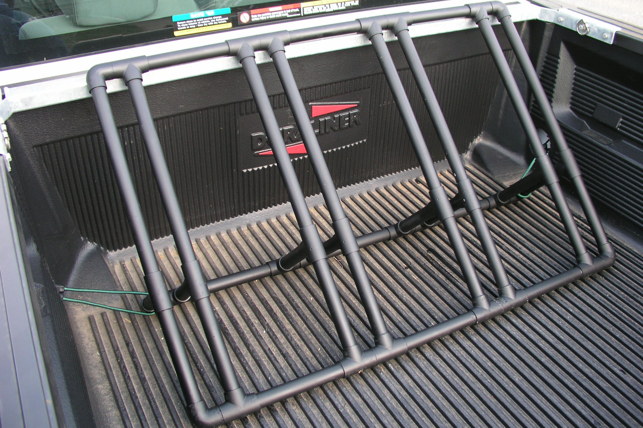How To Build A Bike Rack For A Pickup Truck With Pictures