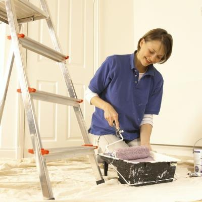 Alternatives To Tsp For Cleaning The Walls Before Painting | Ehow