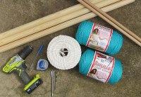 Make The Most Relaxing Macrame Hammock Ever - HANDY DIY