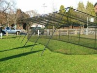 How to Build Backyard Batting Cages | eHow
