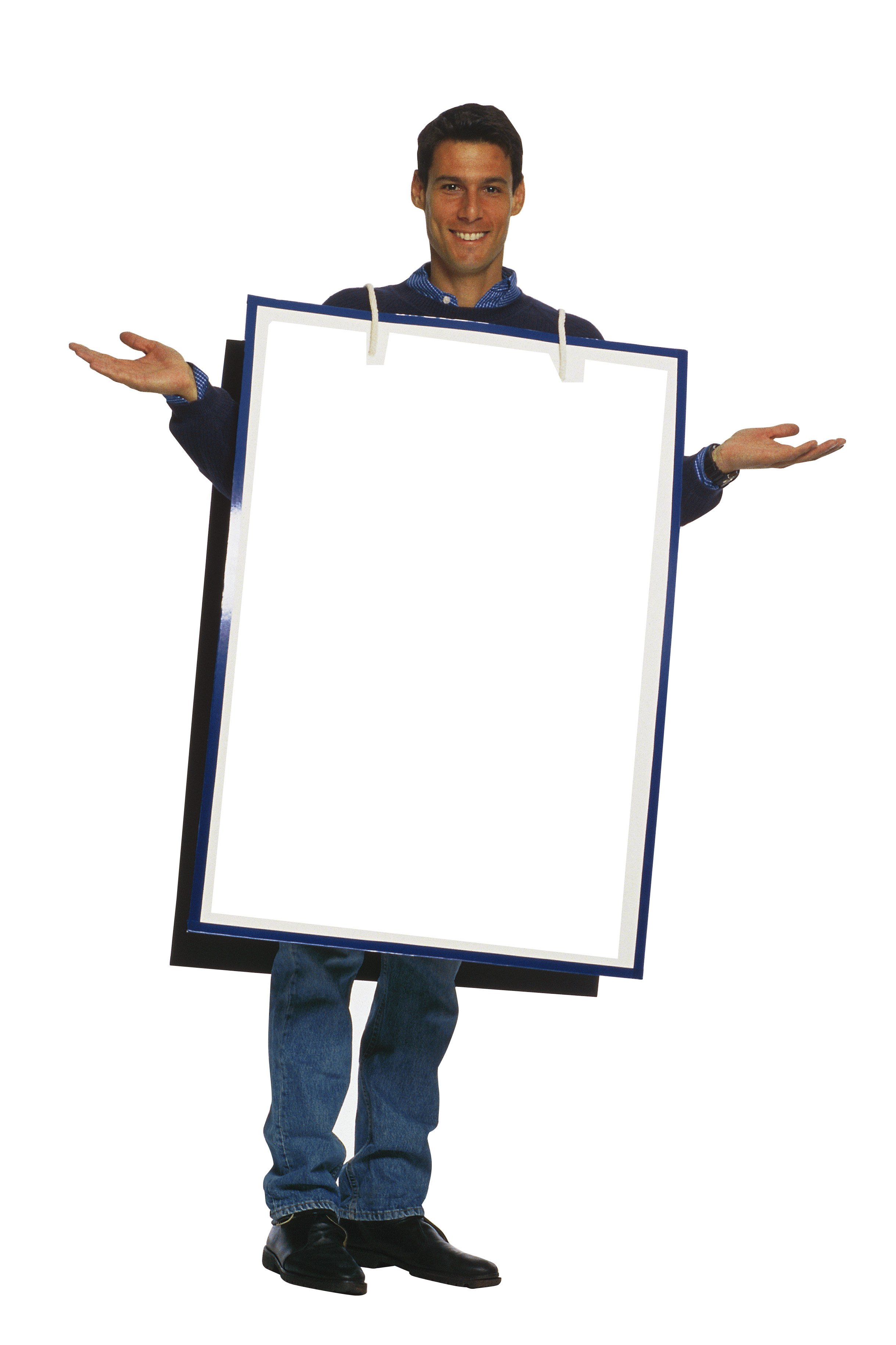 Sandwich Boards How To Make A Sandwich Board Sign For Kids Ehow