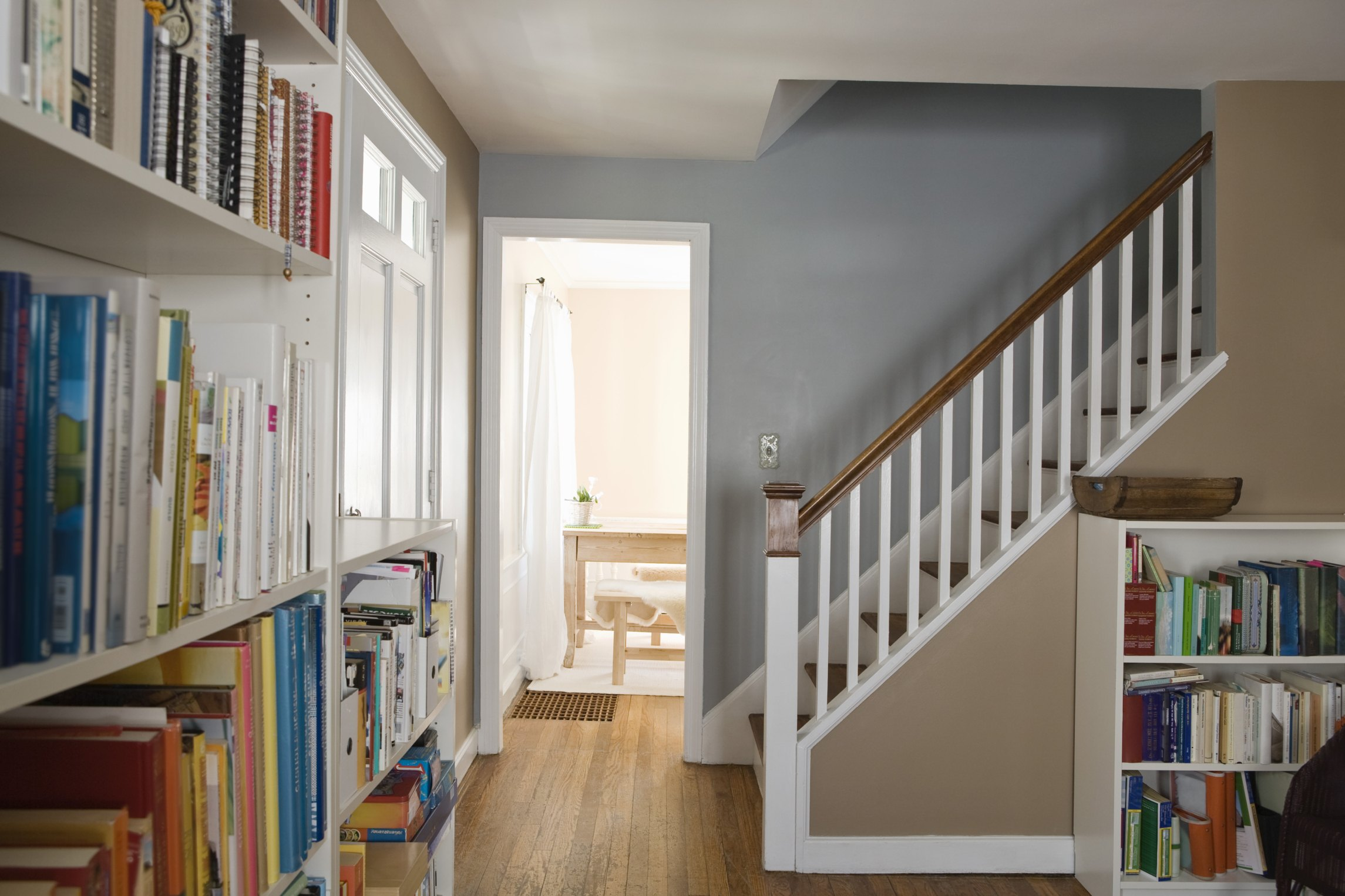 Bücherregal Schlafzimmer Feng Shui French Tuck Method For Stair Runners Ehow