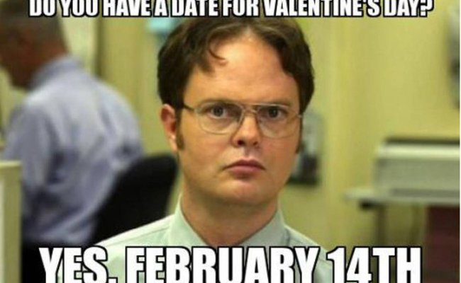 13 Hilarious Valentine S Day Memes That Will Soothe Your