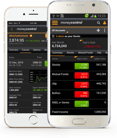 Stock Market Mobile Apps: Stock Quotes, Live TV, Share Market News - Moneycontrol