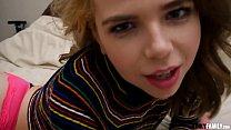 Kinky Family - Home alone with slutty stepsis Alina West