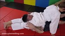 Judo Gil Humiliated Small Guy - Headscissor and Facesitting