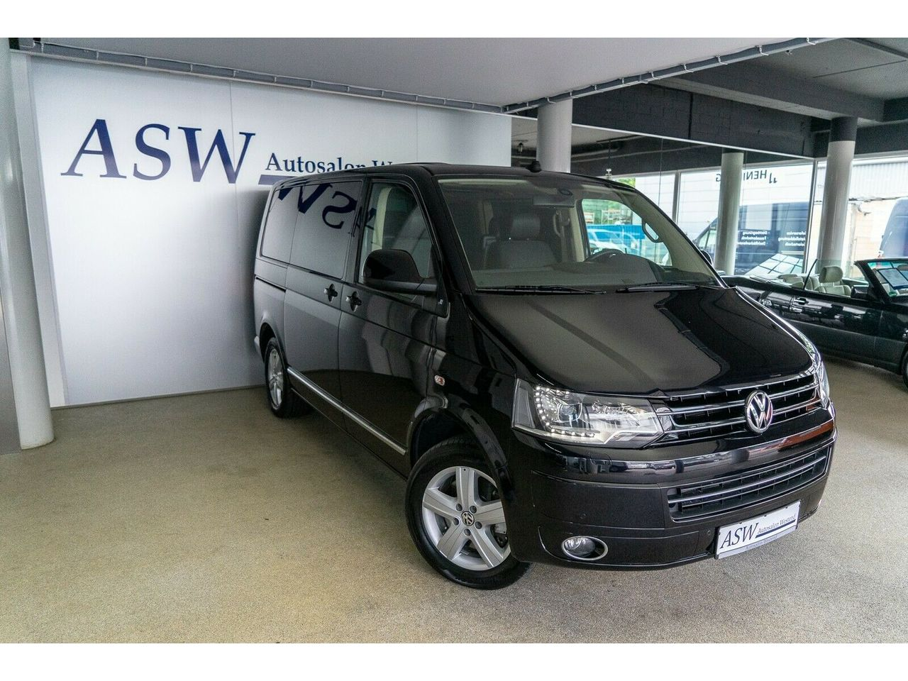 Innenausstattung Vw T5 Vw T5 Multivan 2 Tdi Business Highline Standh