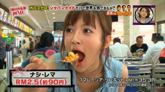 【擬似フェラキャプ画像】タレントさん達が食レポで悩ましい顔してるぞww