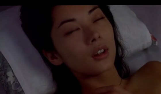 【濡れ場キャプ画像】濡れ場やベッドシーンで見せる女優さんの表情や乳首がエロいw 24