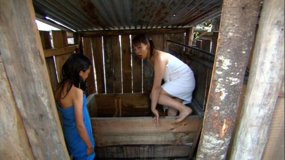 【温泉キャプ画像】テレビで美女の入浴シーンが見れるなんてやっぱ興奮するよなw 17