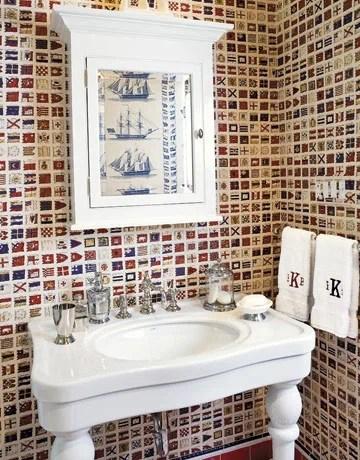 идеи для интерьера декора ванной
