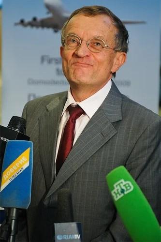 Жак Резо, пилот