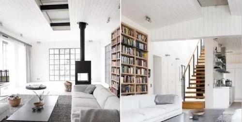 интерьер дома всовременном стиле минимализм